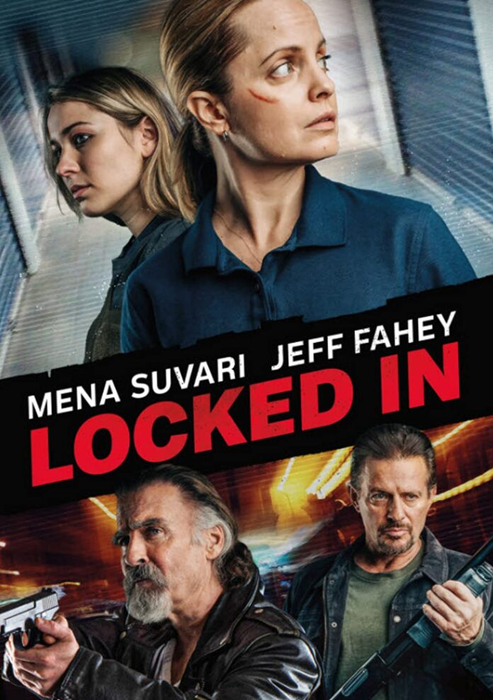 Locked In (2021) 720p English