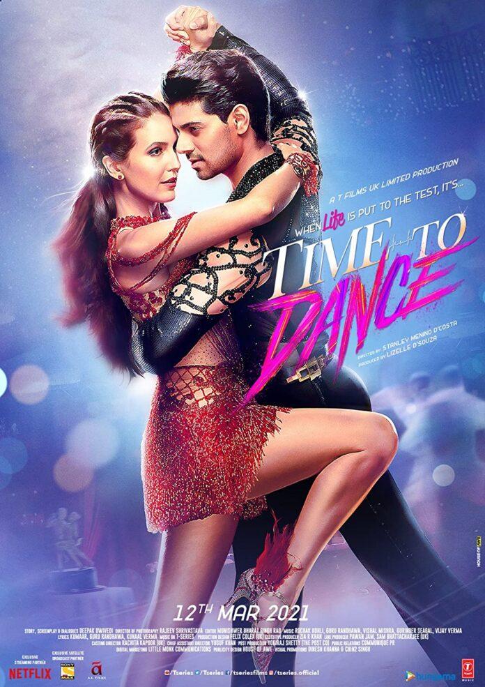 Time to Dance (2021) 720p Hindi