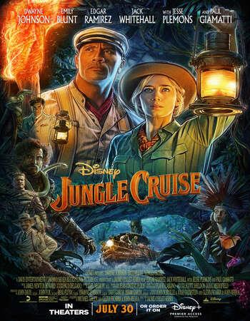 Jungle Cruise 2021 720p English