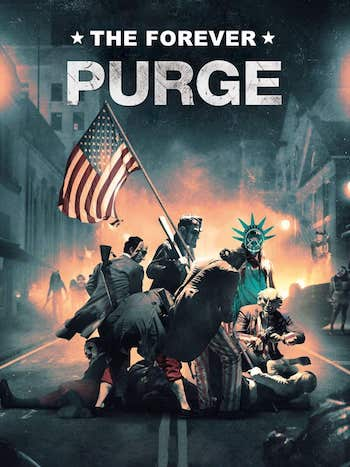 The Forever Purge (2021) 720p English