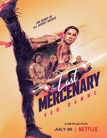 The Last Mercenary 2021 720p Dual Audio