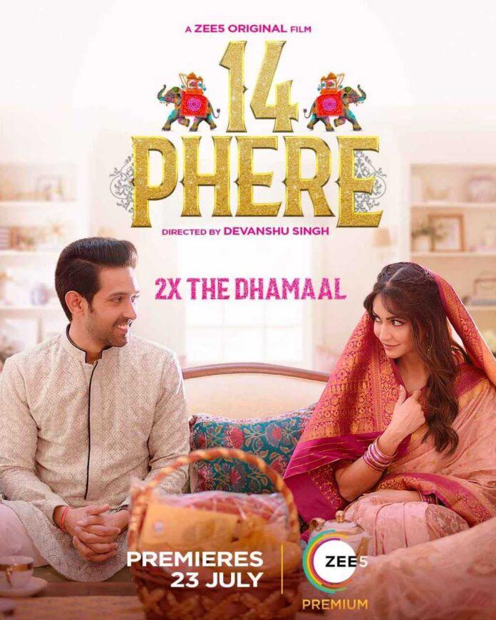 14 Phere 2021 720p hindi