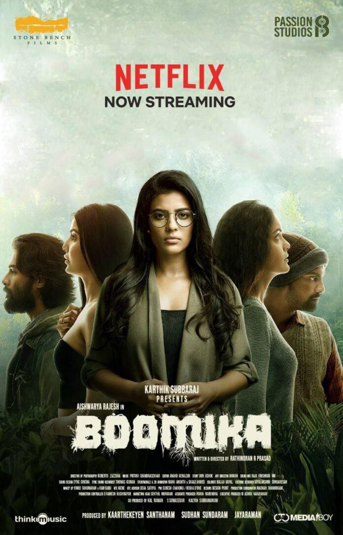Boomika 2021 720p Hindi