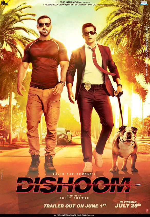 Dishoom 2016
