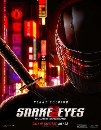 Snake Eyes G I Joe Origins 2020 720p English