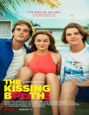The Kissing Booth 3 720p Dual Audio