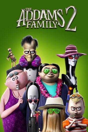 The Addams Family 2 2021 English 720p